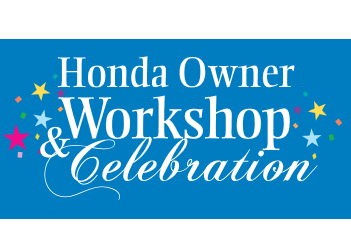 Williams Honda Hosts Honda Owner Workshop March 20